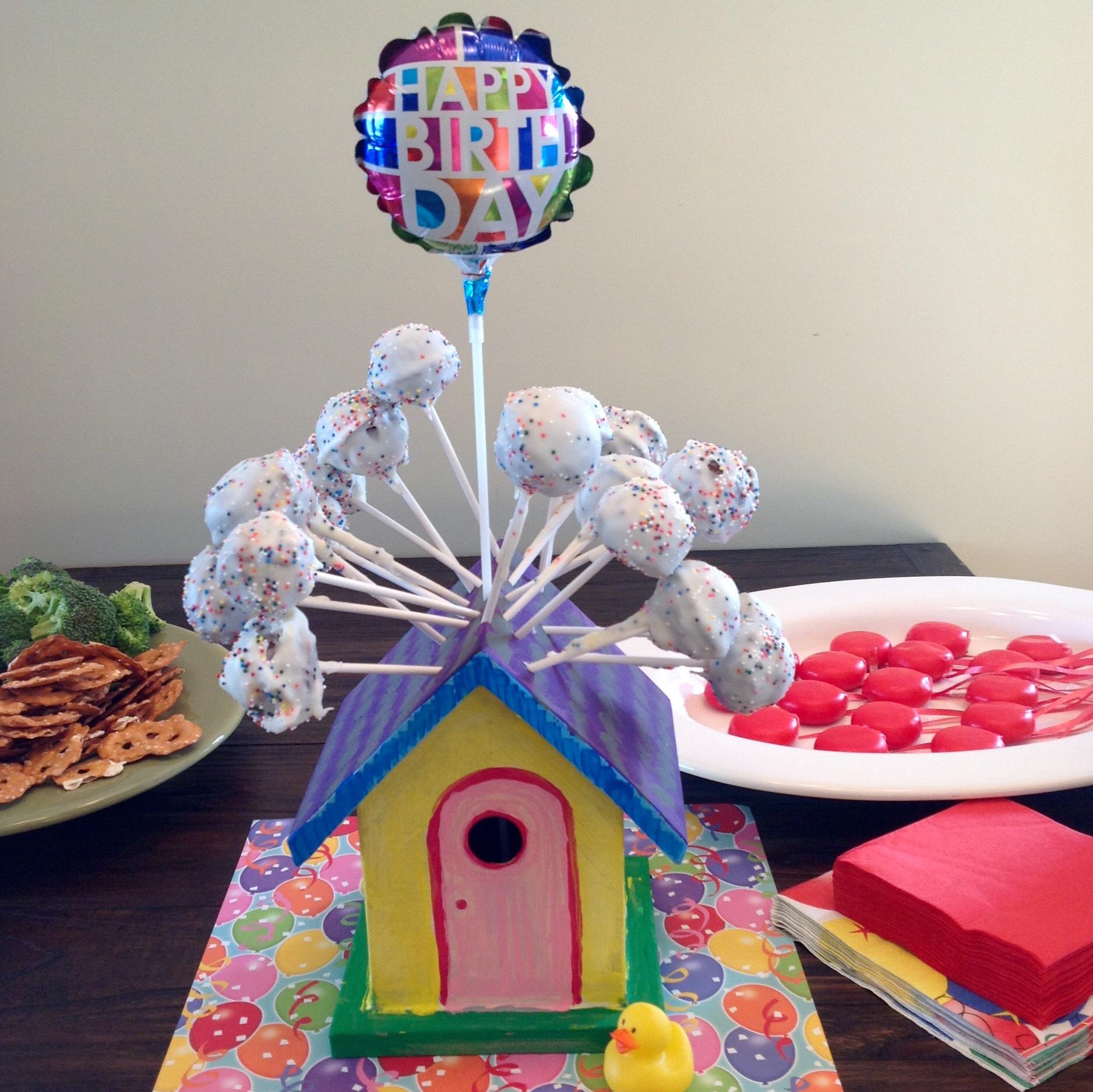 love aunt maggie | maya's first birthday e