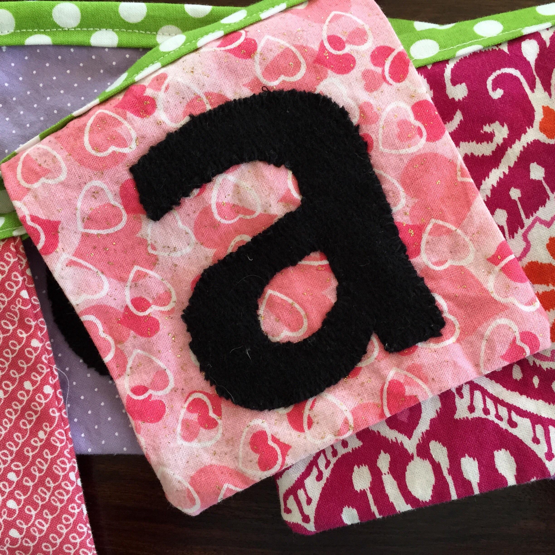 love aunt maggie | birthday bunting