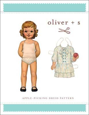 oliver + s   apple picking dress