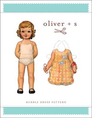 oliver + s   bubble dress
