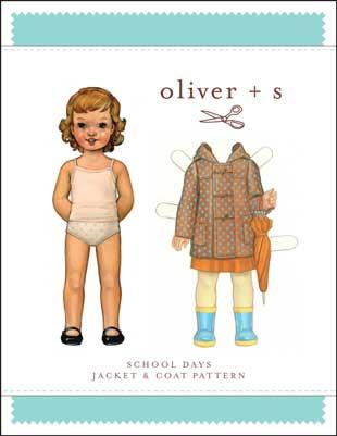 love aunt maggie school days jacket + coat