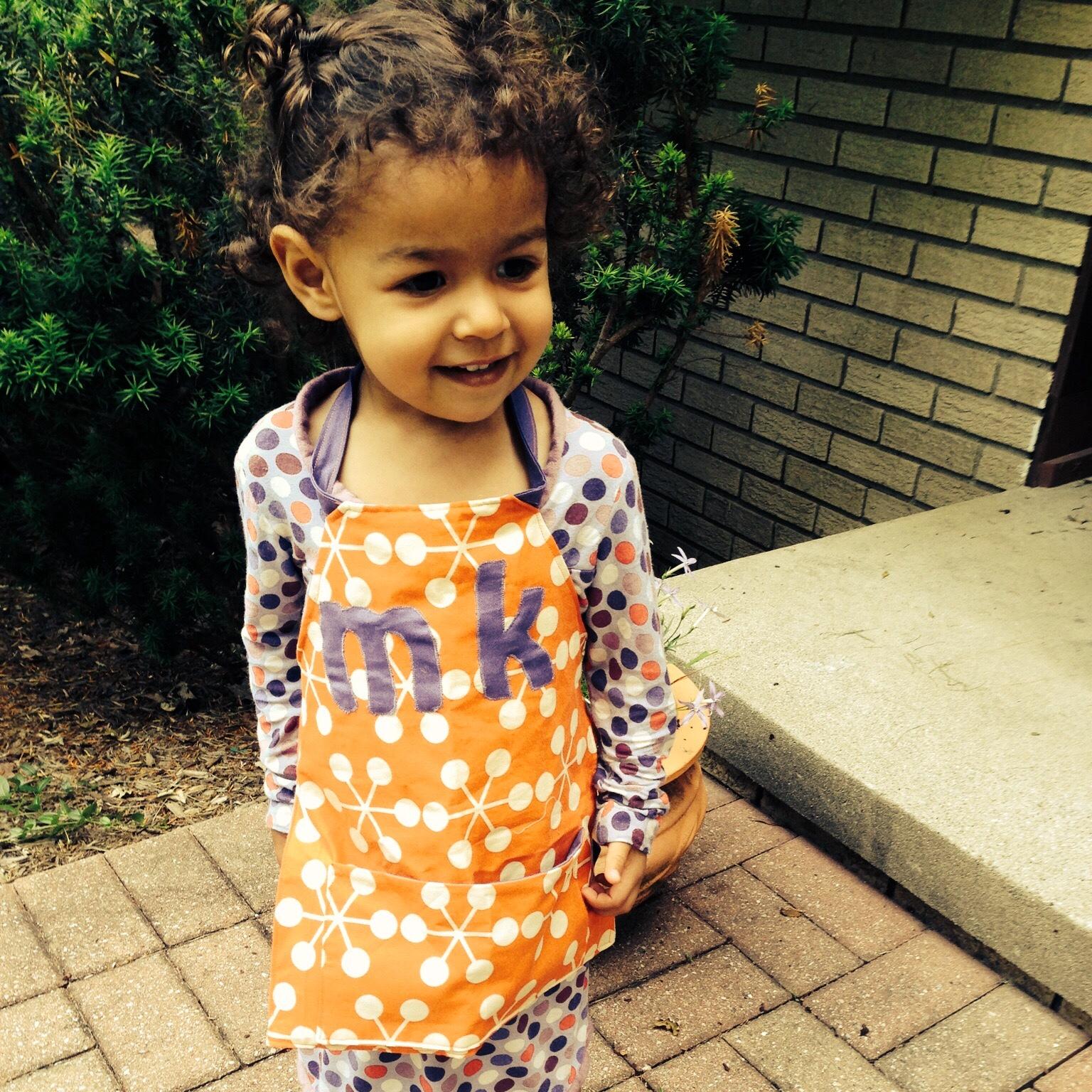 love aunt maggie | maya's apron