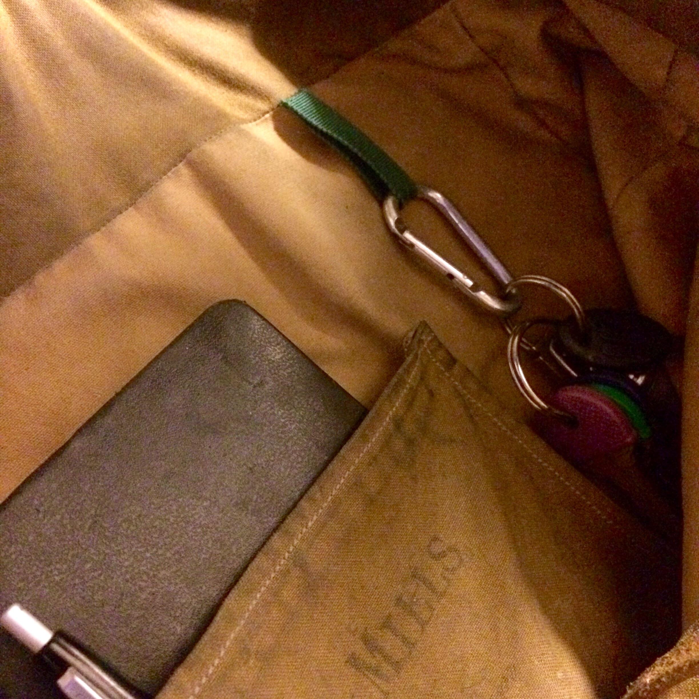 love aunt maggie | merchant & mills bag