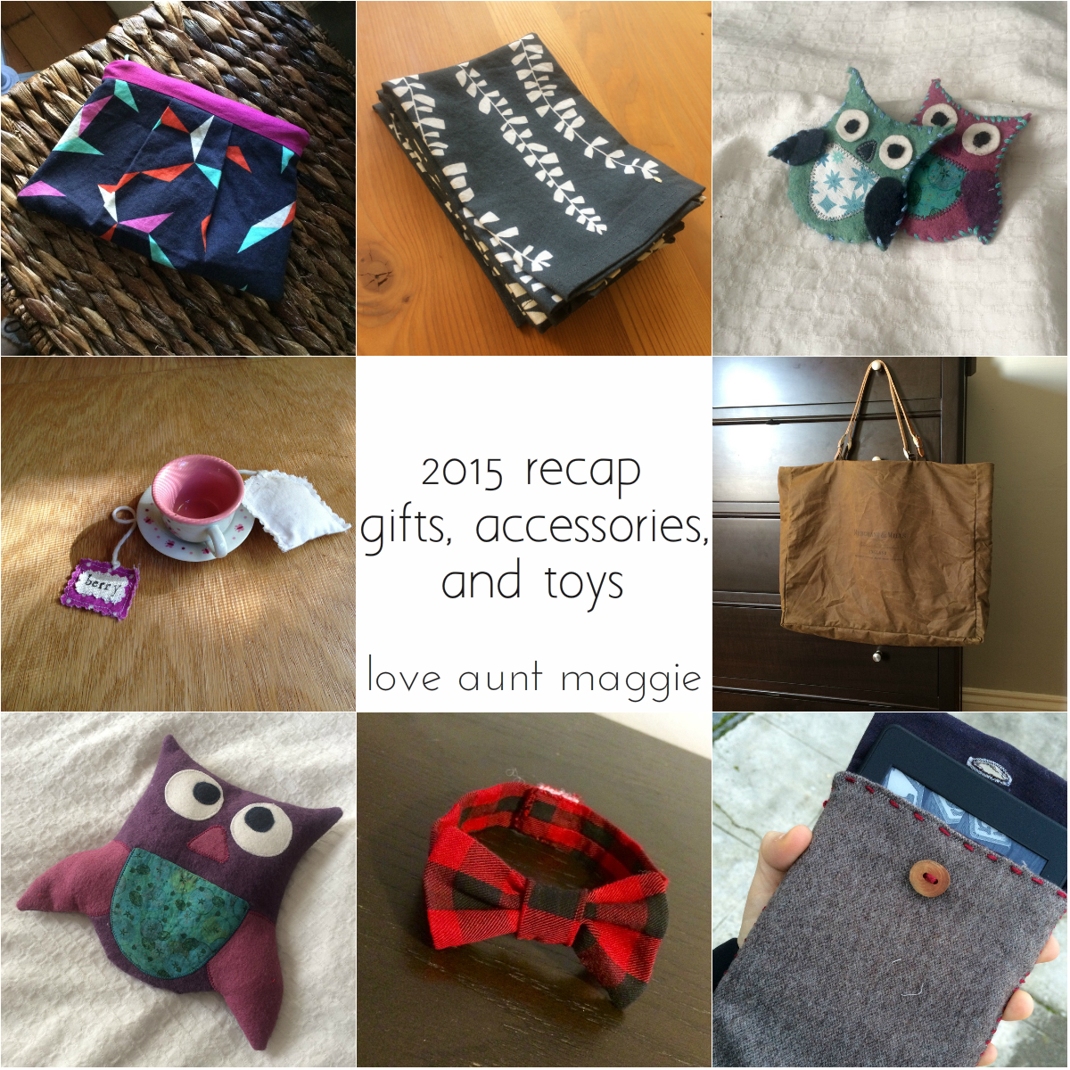 love aunt maggie | 2015 gifts toys and accessories