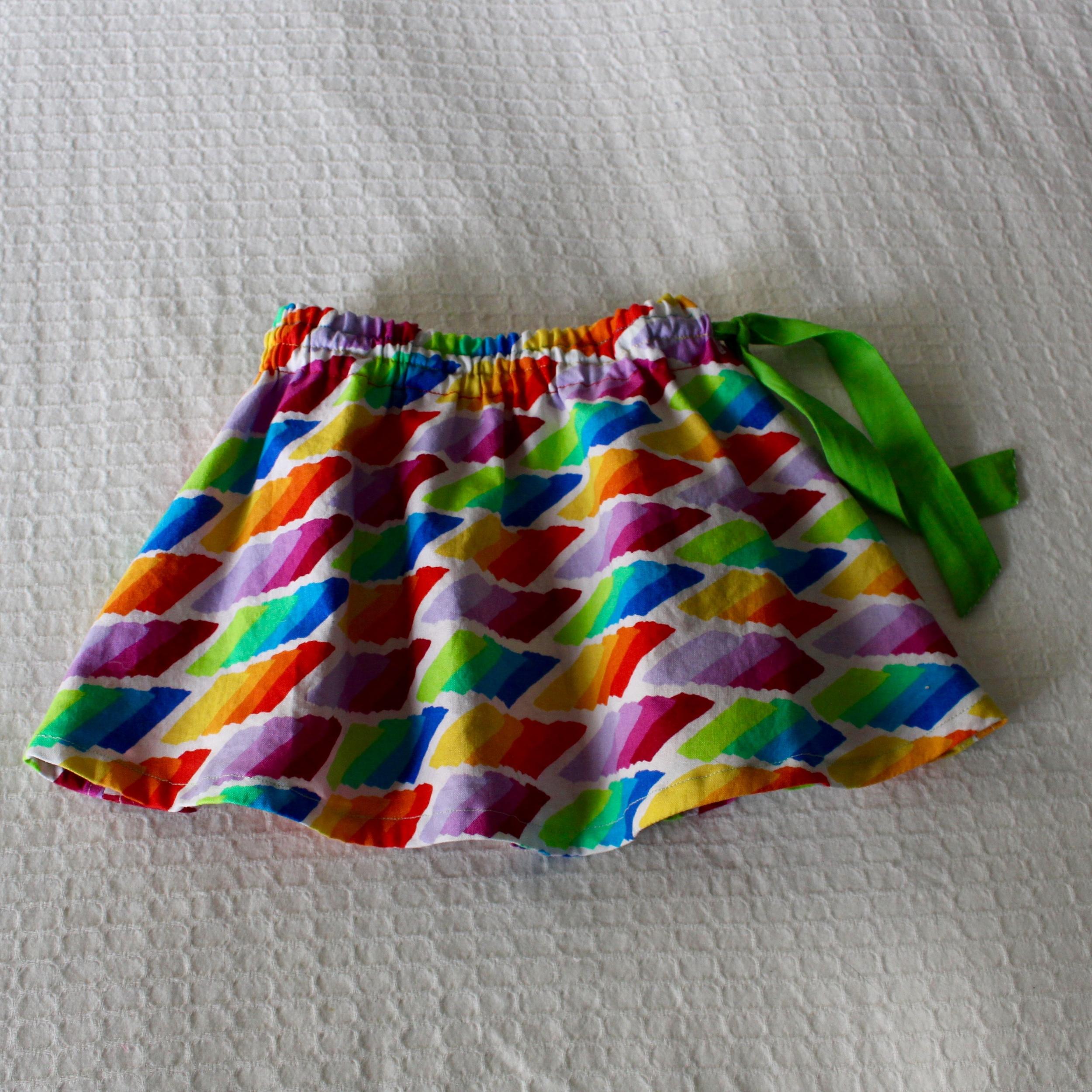 love aunt maggie | love wins swingset skirt