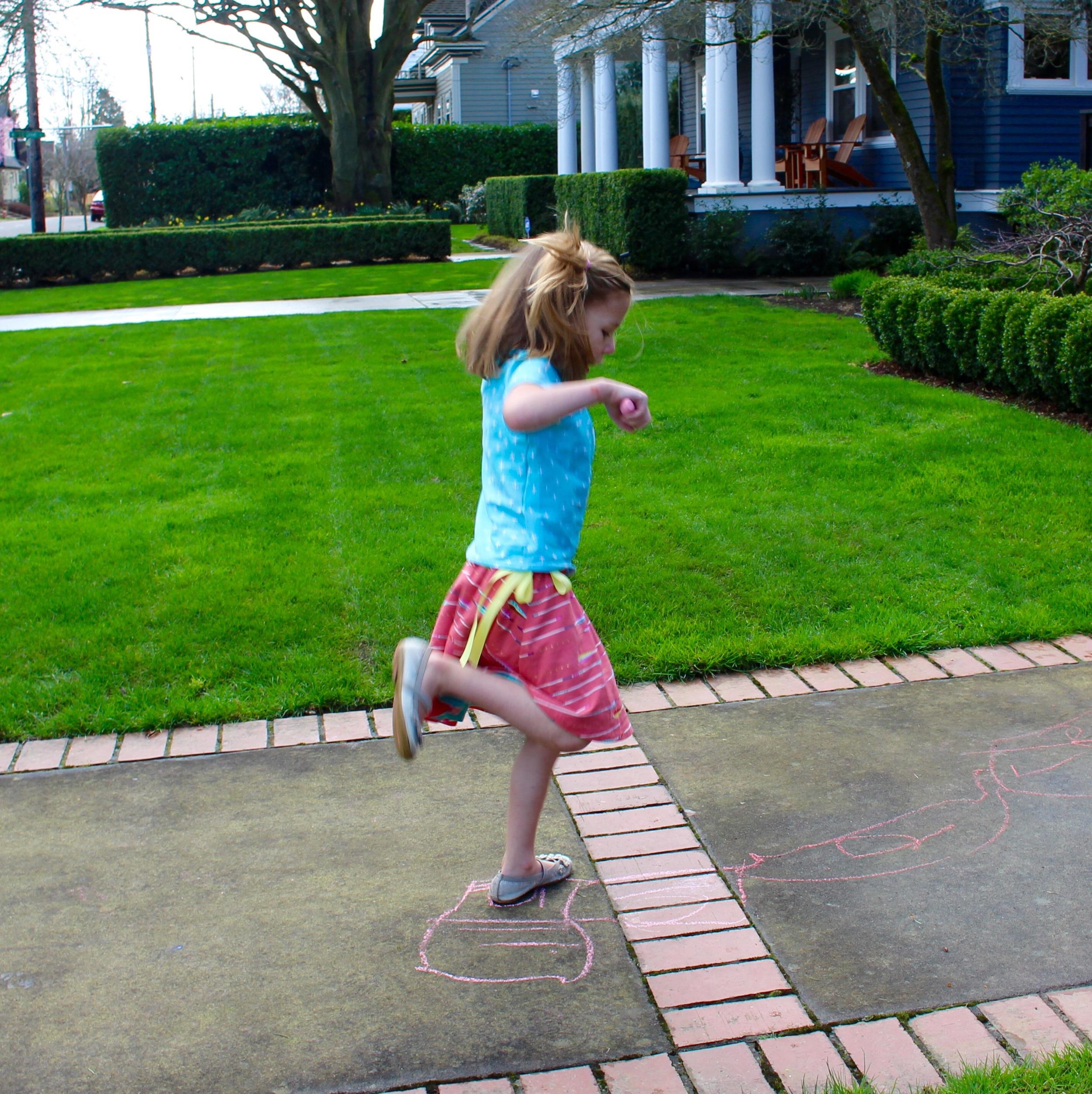 love aunt maggie | swingset skirt