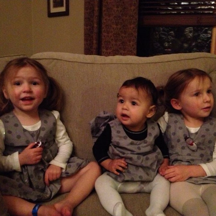love aunt maggie | matching vs. coordinating