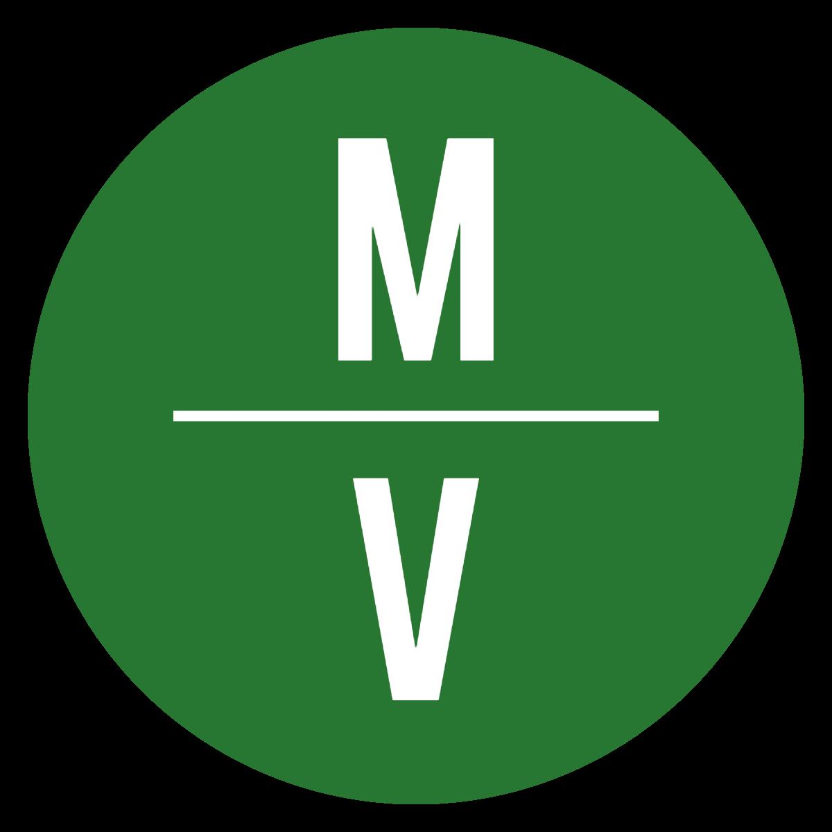 m and v monogram 4