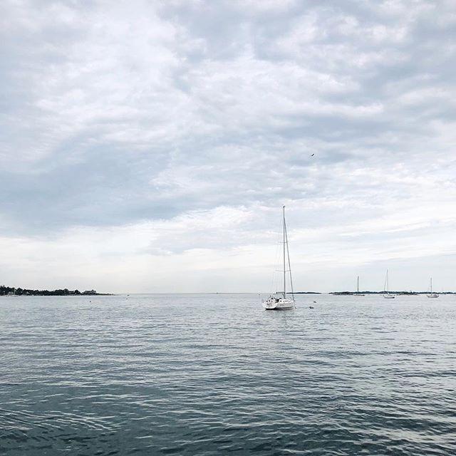 Pretty light, sea views, and lots of lobster... a perfect, early summer weekend.  #mytinyatlas #iamatraveler #cntraveler #traveldeeper #dsblues #electrifytravels #suitcasetravels #passionpassport #vscocam