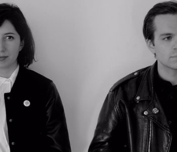 This Brooklyn boy-girl duo make shimmery pop songs that are the perfect wind-down of the summer. Just don't call them twee.