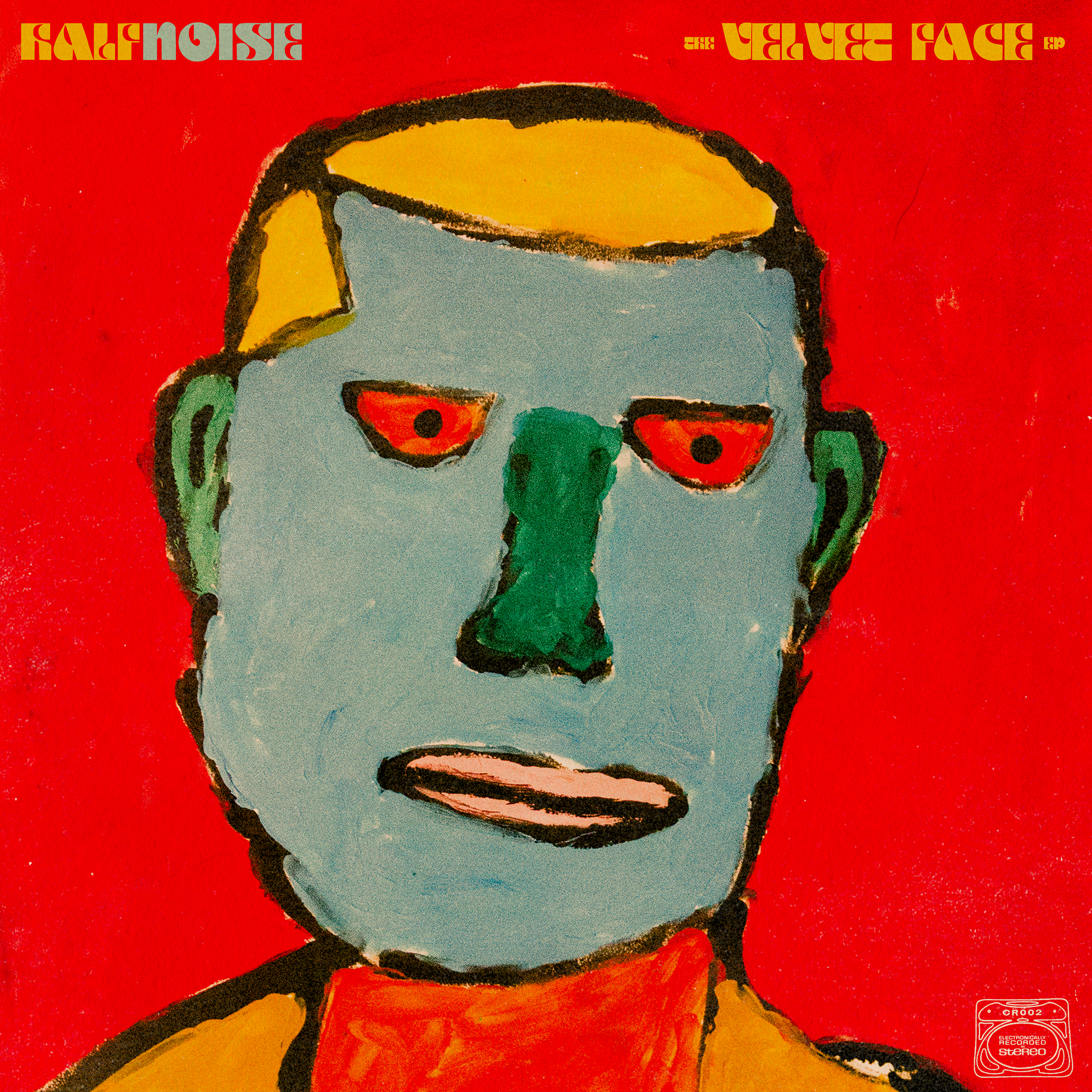 HALFNOISE - The Velvet Face EP