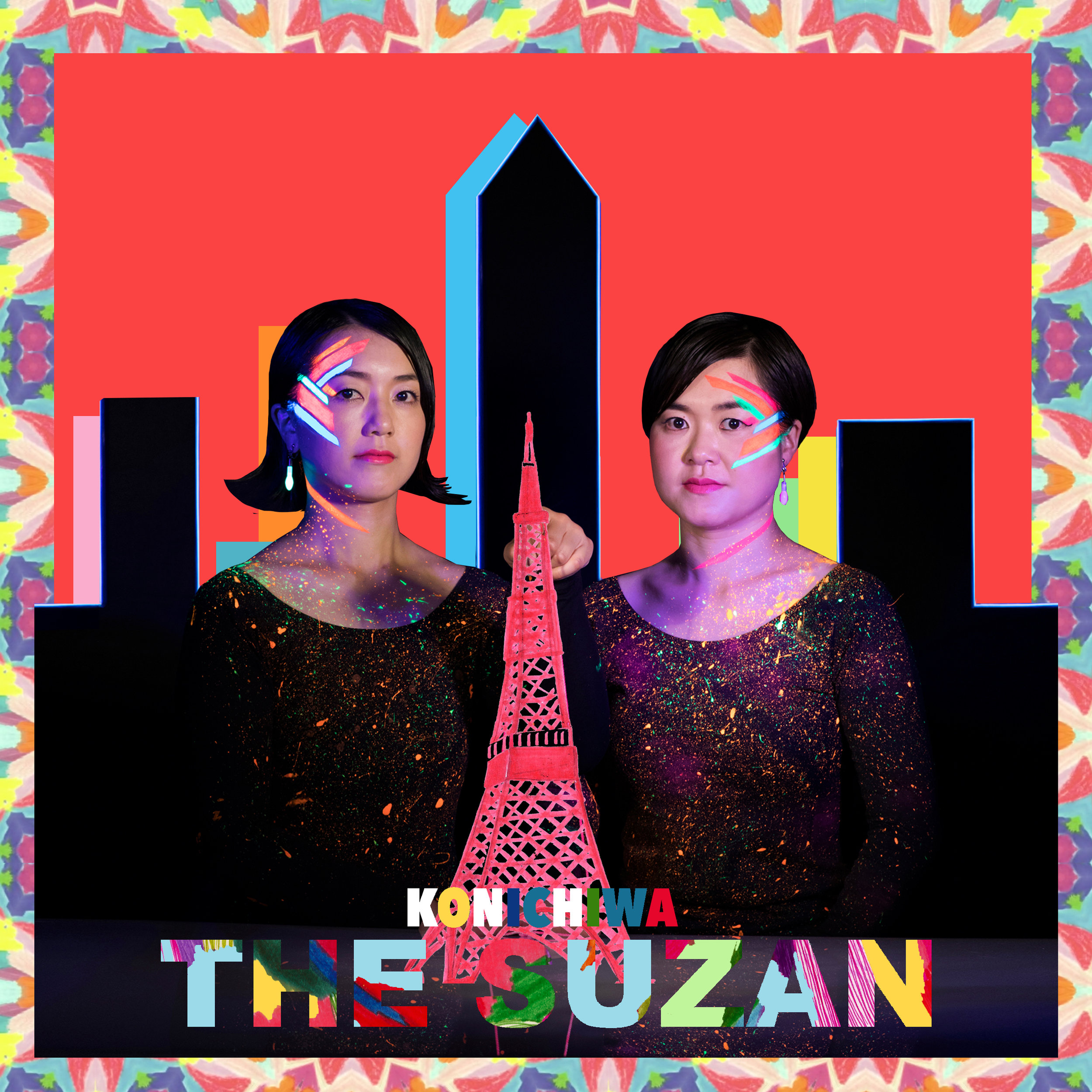 The Suzan - Konichiwa EP