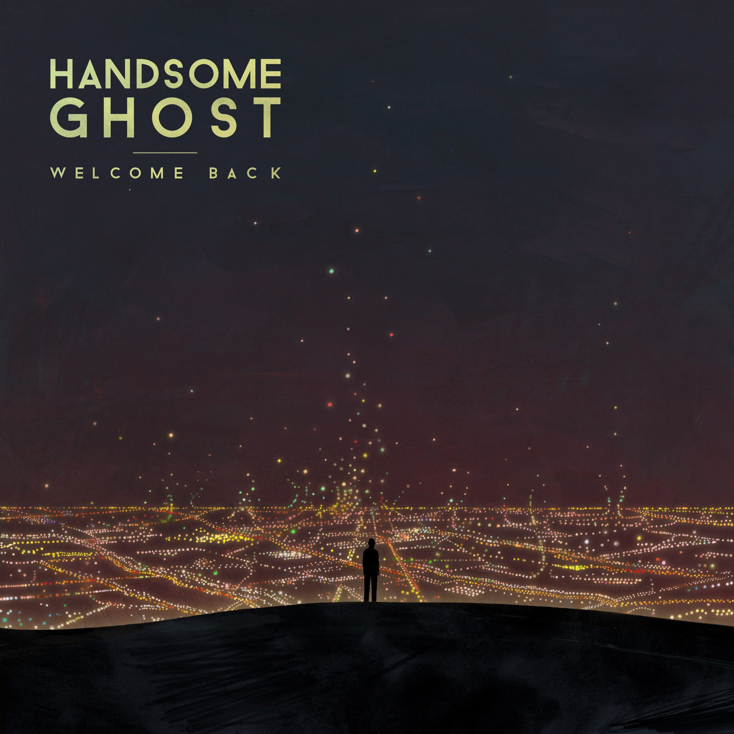 Handsome Ghost - Welcome Back