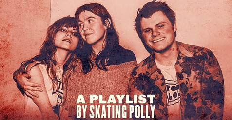 """Click HERE to check out Skating Polly's """"Ugly Pop"""" playlist, curated for Riot Fest."""