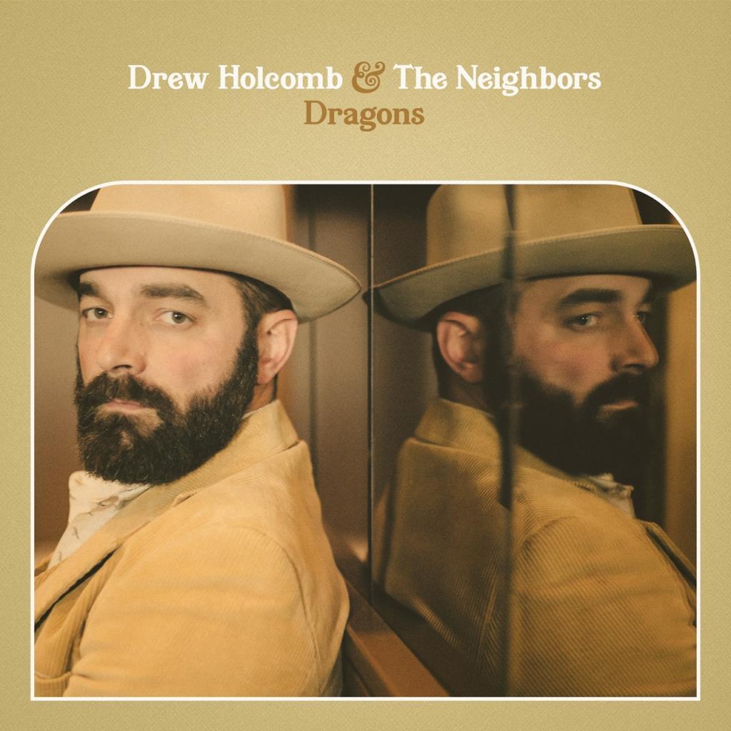 Drew Holcomb & The Neighbors - Dragons LP