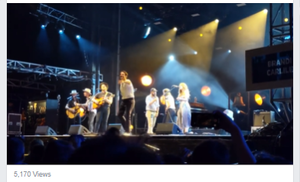 Drew Holcomb and the Neighbors     September 10 at 8:21 AM  ·  Having  Brandi Carlile  close out  Moon River Music Festival  on Sunday night was one of the highlights of my career. She is a legend for a hundred different reason...   See More