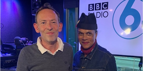 BB.CO.UK   BBC RADIO 6 MUSIC- STEVE LAMACQ, 6 MUSIC CELEBRATES 2 TONE WITH PAULINE BLACK   listen now here: https://www.bbc.co.uk/programmes/m0007ysz