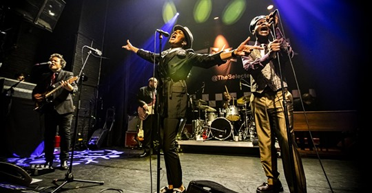 MAGNETMAGAZINE.COM   The Selecter Shares Celebrates Four Decades A Very Special Night In The Big Apple - Magnet Magazine