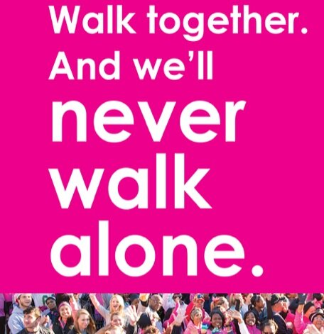 PS20 BREAST CANCER AWARENESS WALK 2019 - WED, OCT 16th @ 1:30 pm