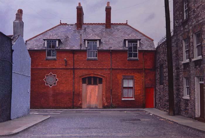 John Doherty: Kendrick Place