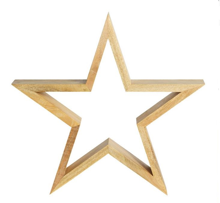 Star Ornament - Click To Buy