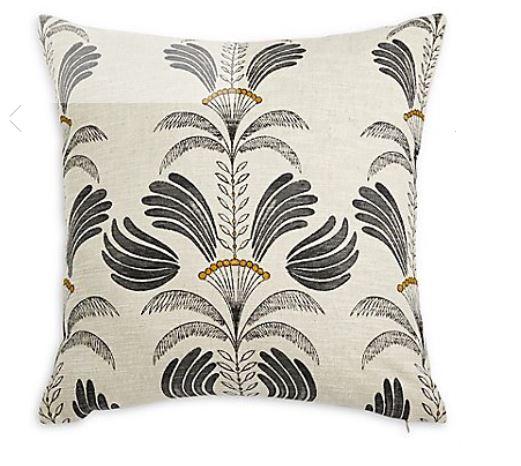 Palm Print Cushion Was €24 - 20% = €19.20 -  Click Here