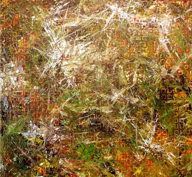 Michael B Sky Abstract 8 - 10 (2012) Artfinder    View Full Details on Artfinder