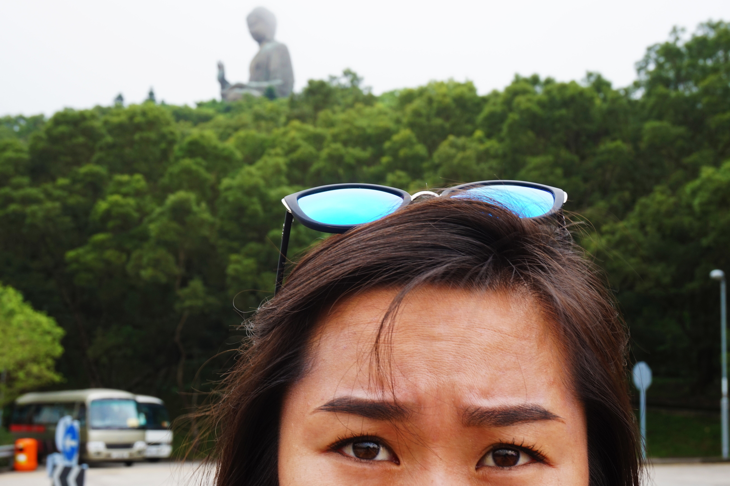 Selfie with the Buddha #justtouristthings