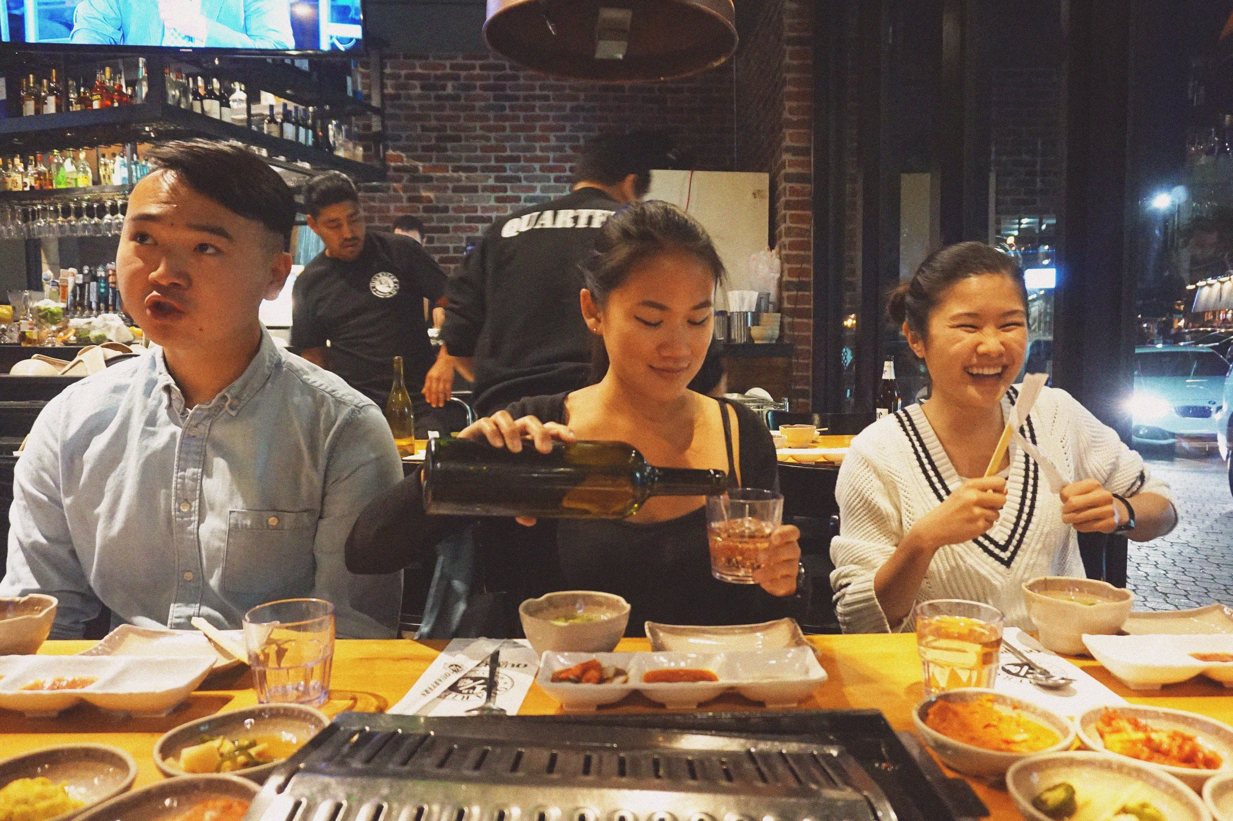 KBBQ READY (Andrew what are you doing)