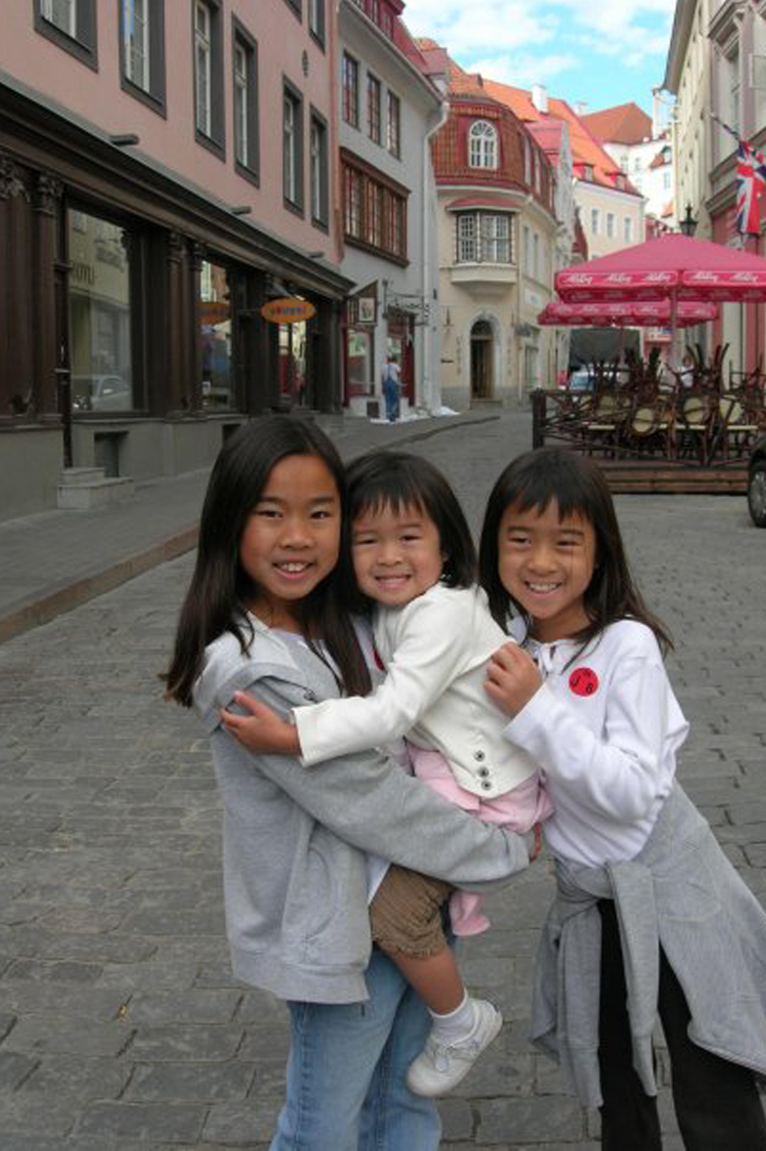 Old Town Estonia, c. 2005