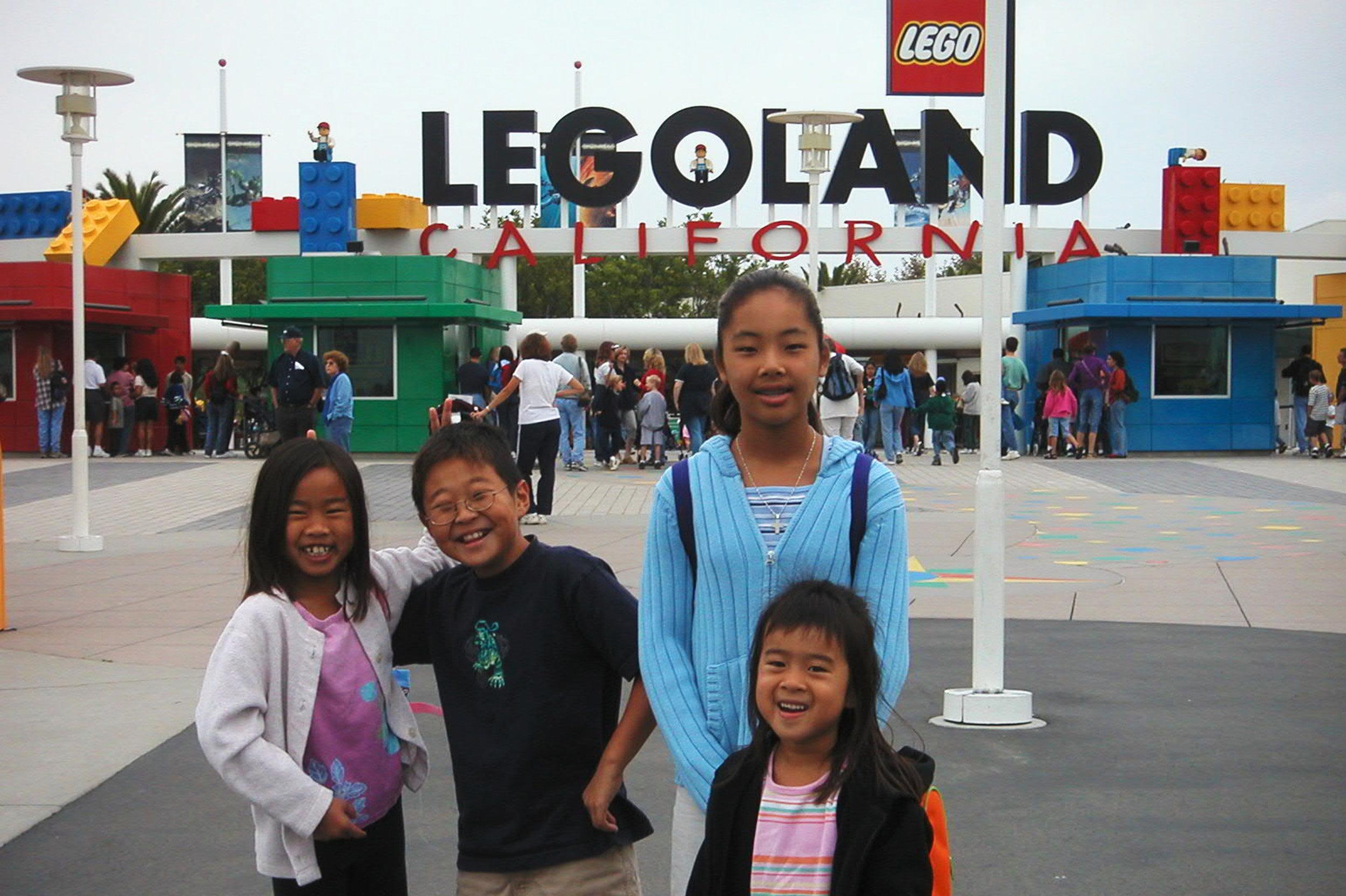 Legoland, c. 2002
