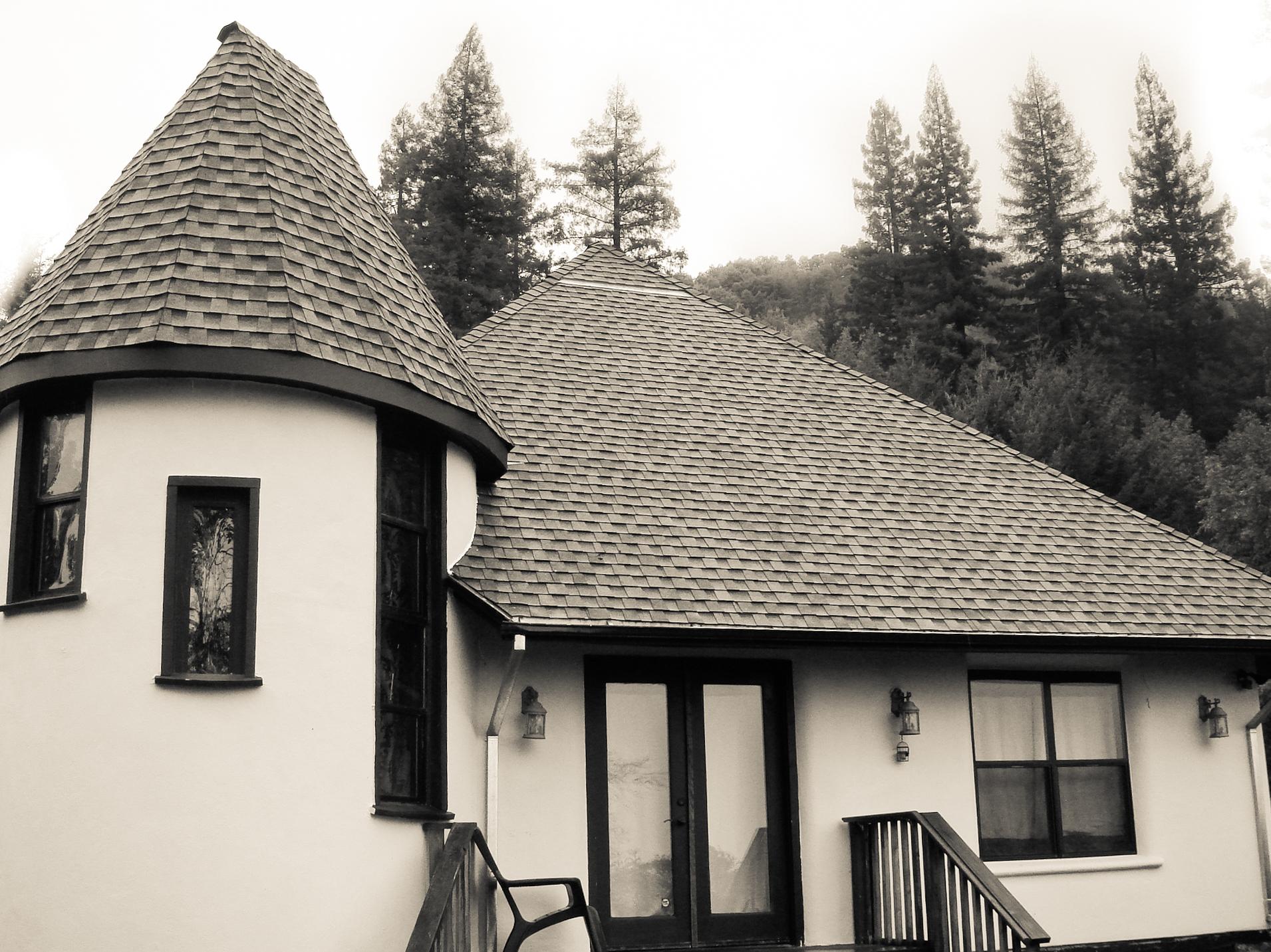 Strawbale Cottage Mendocino