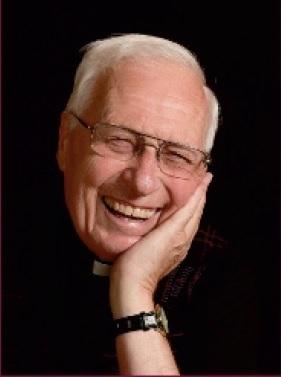 Dr. Tom Acker,  S.J. Administrator of St. Joseph's Parish, Randolph, Ohio.
