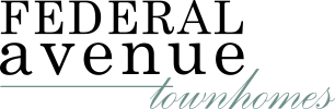 Federal Avenue Townhomes Logo
