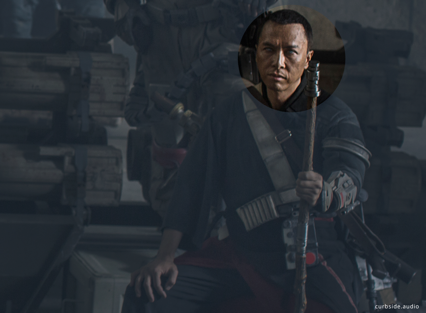 star wars rogue one donnie yen blind