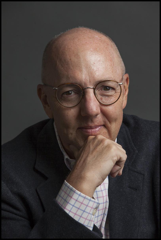 Frederic C. Rich author photo by Ari Espay