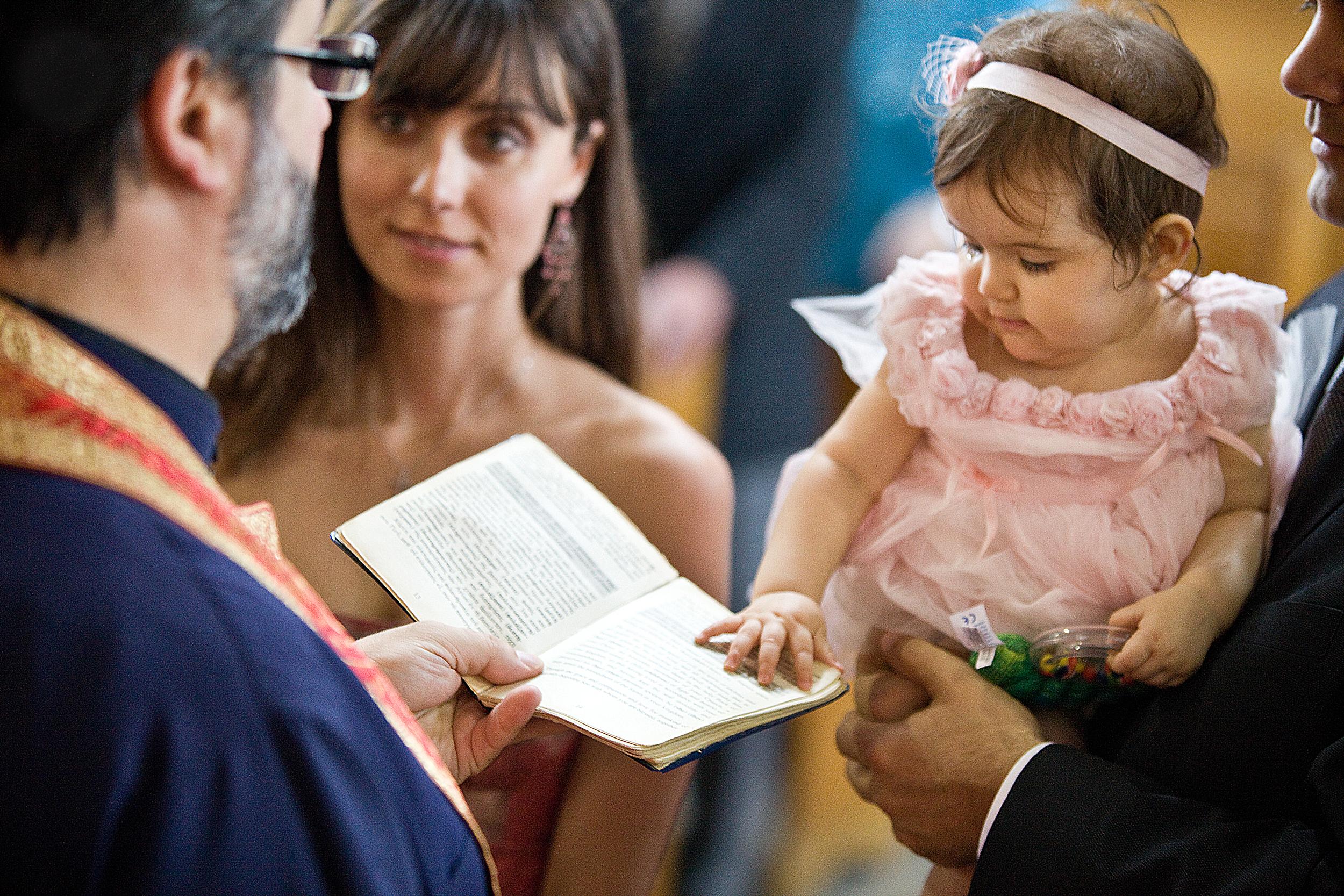 toronto baptism photography