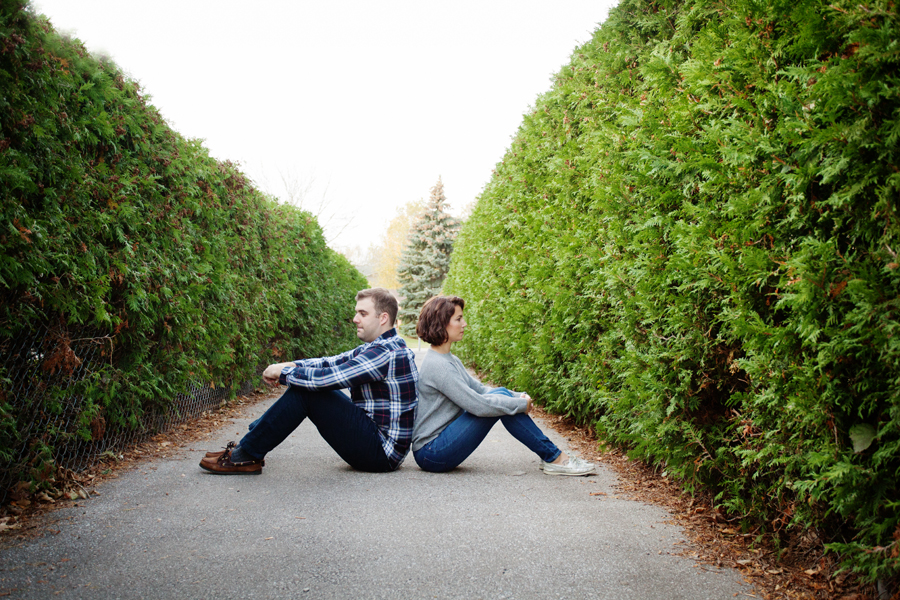 Engagement photos by Brantford Wedding Photographer Judy Jakusz