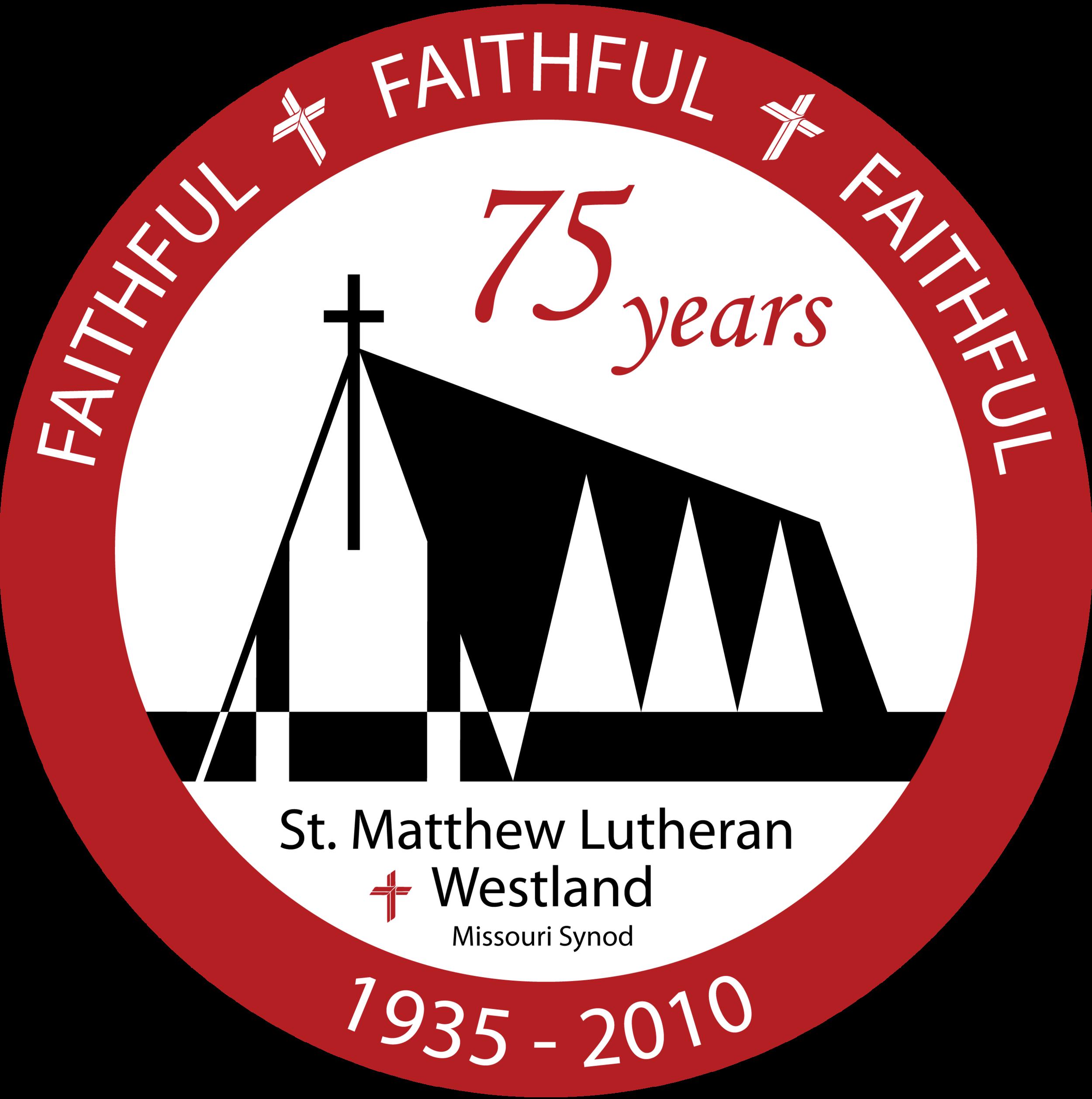St. Matthew Lutheran Church Logo