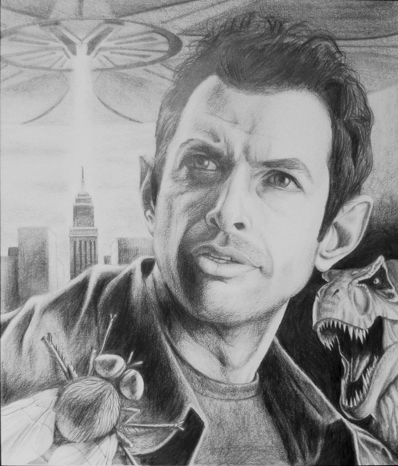 Jeff Goldblum Montage