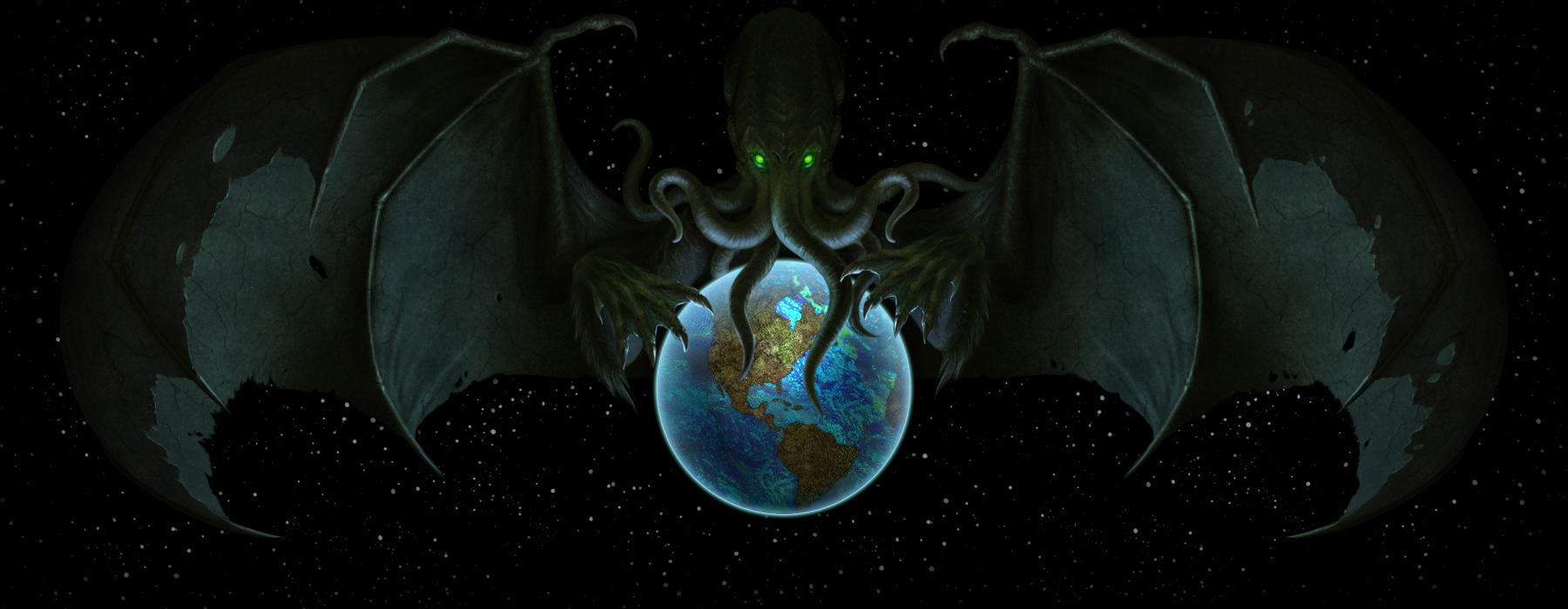 Cthulhu Website Header