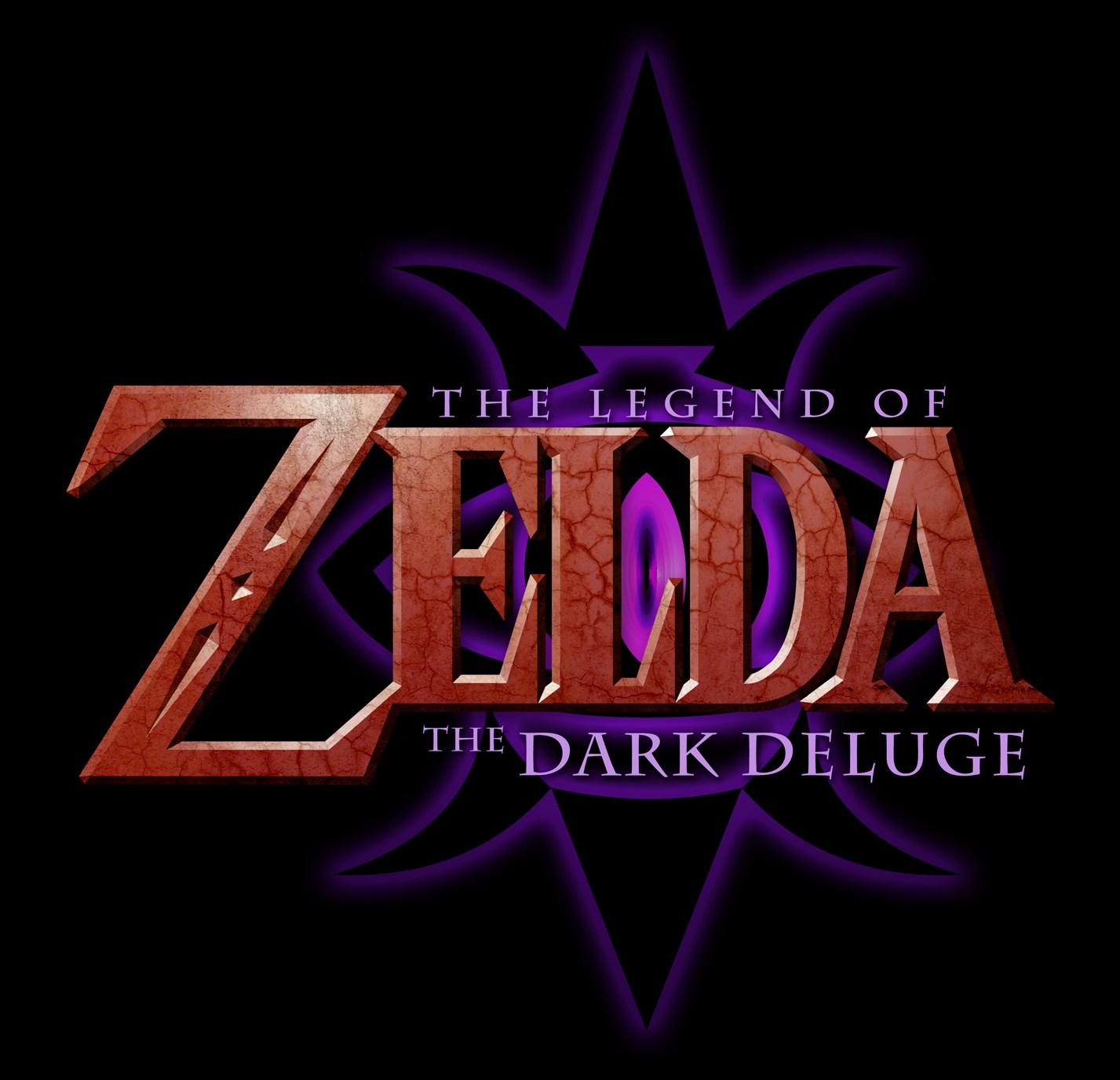 The Legend of Zelda: The Dark Deluge Title