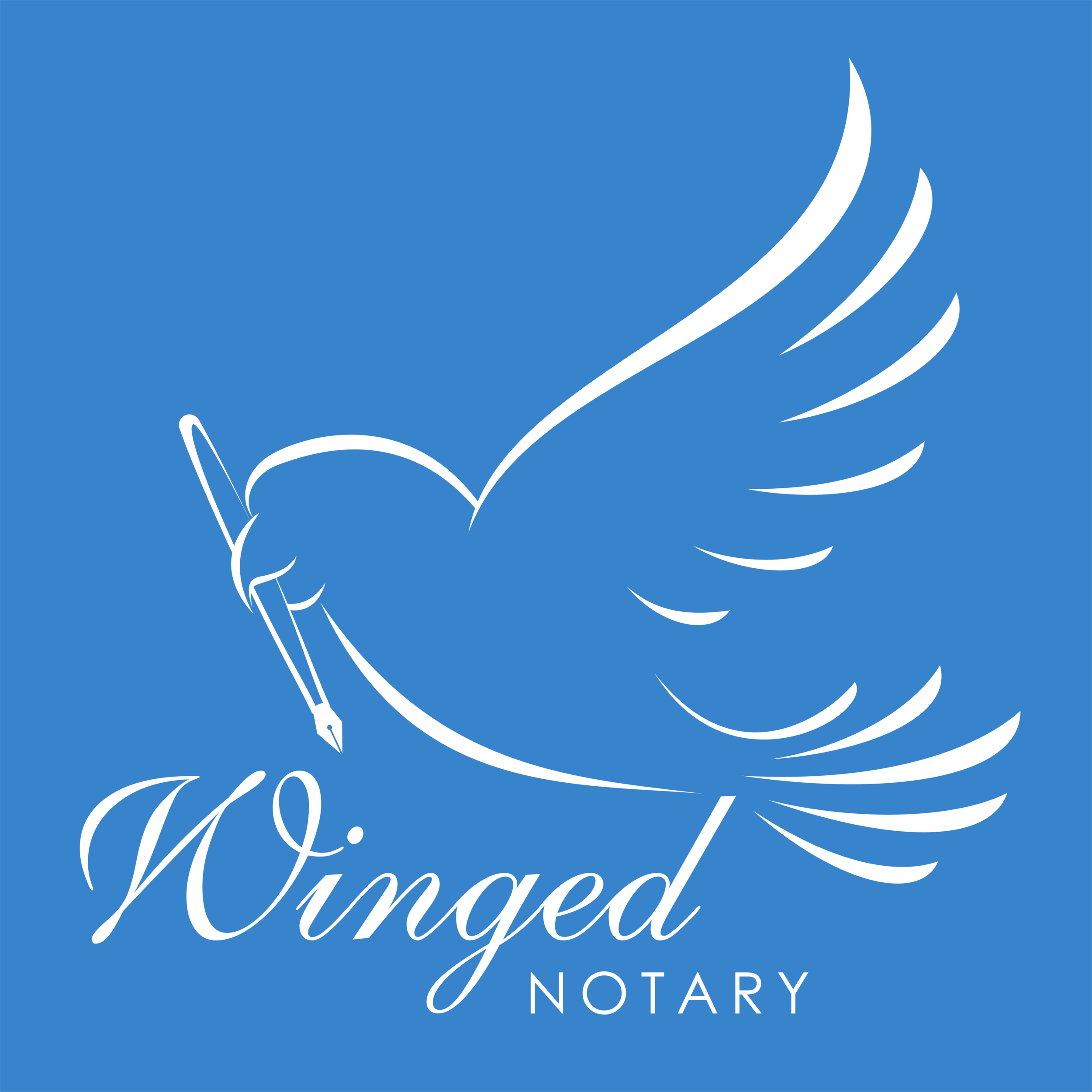 Winged-Notary-FINAL_Inverse (White on Blue).png