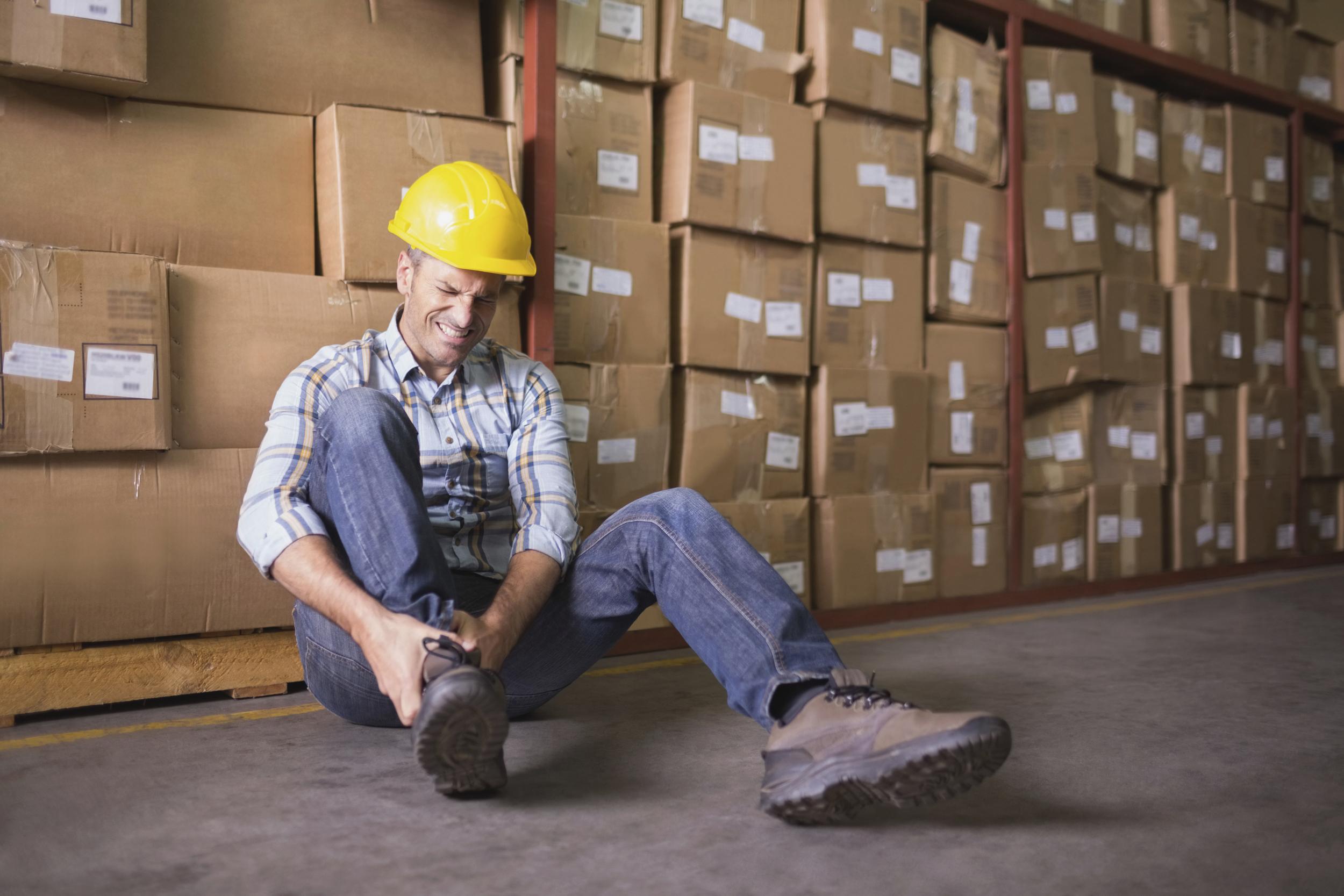 San Diego Workers' Injuries & work-related injuries