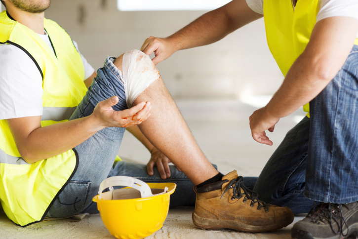 What injury is coverted by workers' compensation.