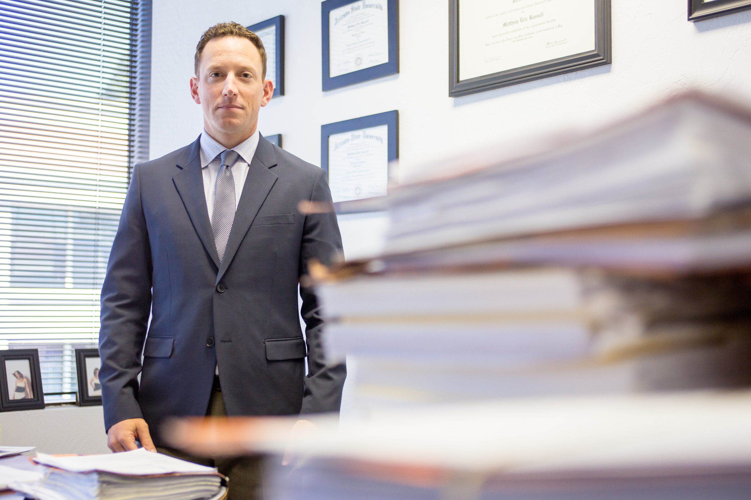 Workers' Comp Lawyer can help in San Diego.