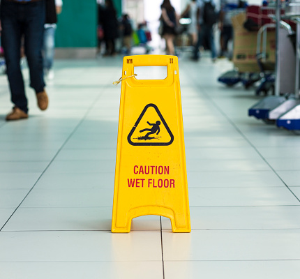 Workers' Compensation Slip & Fall San Diego.