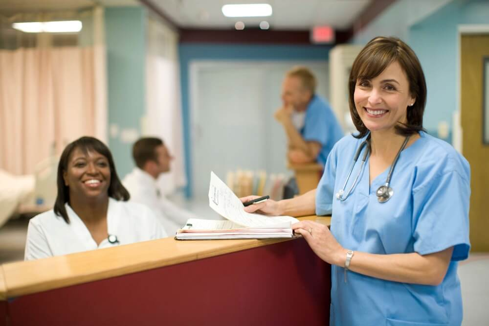 Healthcare Workers Comepnsation Law Firm in San Diego.