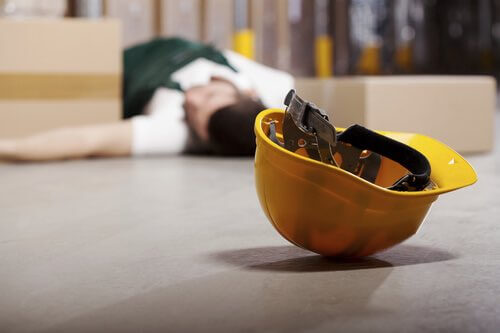 San Diego Workers' Compensation Slip & Fall Injury.