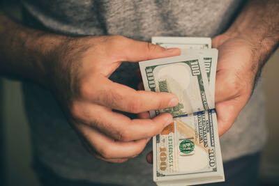 workers' compensation cash settlements.